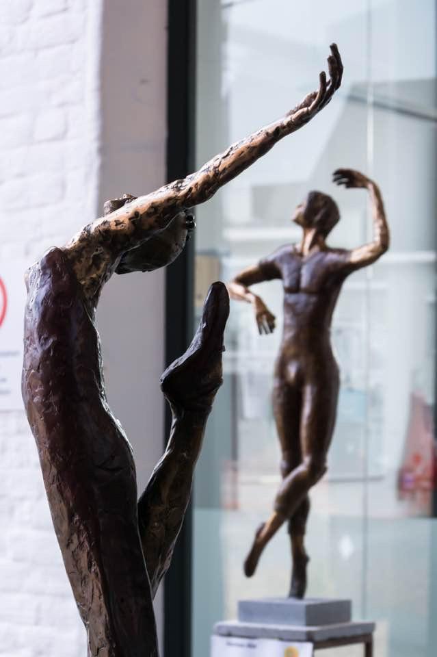 Unieke bronzen beelden