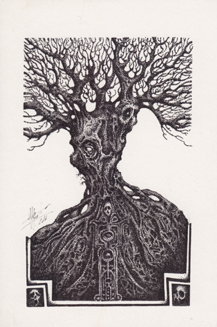 TreeSkull Sadness