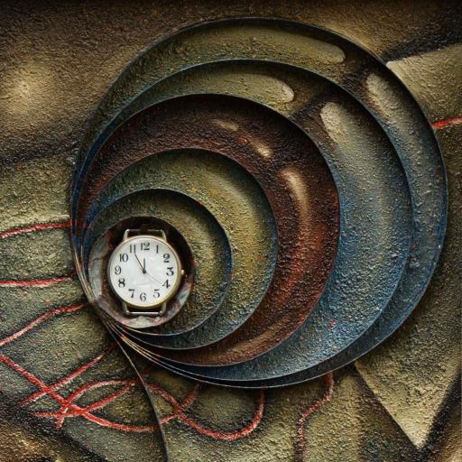 The Measurement Of Time (detail)