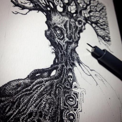 WIP treeskull