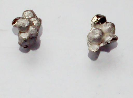 zilver oorbellen stekers