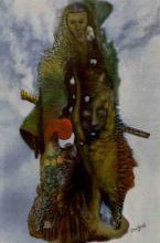Samorai Masqué