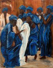 Blauwe Dansen