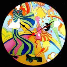 Toegepaste kunst, glazen klok, collector's item