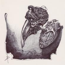 Birdie - Steampunk - 2017
